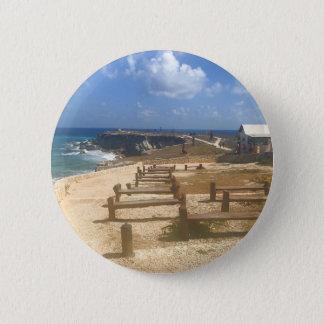 Punta Sur, Isla Mujeres, Mexico #3 Pinback Button