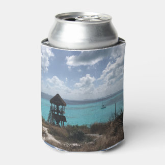 Punta Sur, Isla Mujeres, Mexico Can Cooler