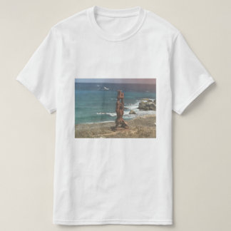 Punta Sur Sculpture, Mexico T-shirt