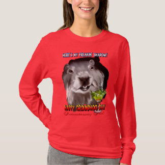 Punxsutawney Phil's Shadow Shirt