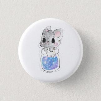 Pup-Bottle Galaxy 3 Cm Round Badge