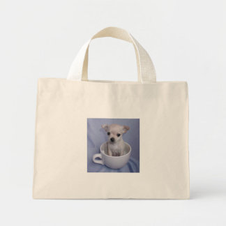Pup in a Cup Designer Bag