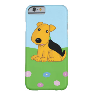 Pup in Field Barely There iPhone 6/6s Case