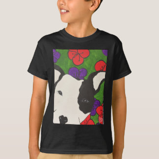 Pup with Heart Nose T-Shirt
