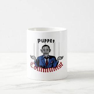 Puppet Comunist Coffee Mugs
