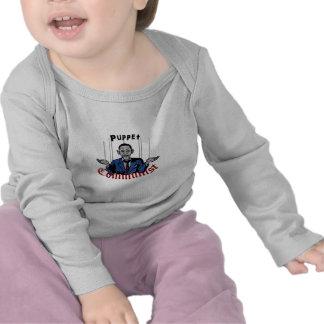 Puppet Comunist Tee Shirt