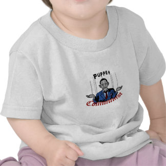 Puppet Comunist Tshirts