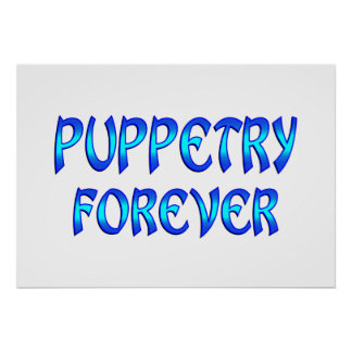 Puppetry Forever Poster