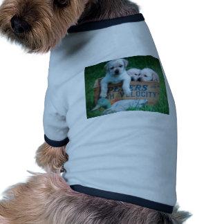 puppies doggie t-shirt