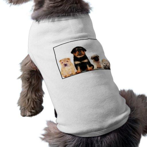 Puppies dog shirt