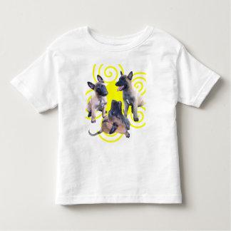puppies malinois toddler T-Shirt