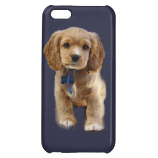 Puppy art cover for iPhone 5C