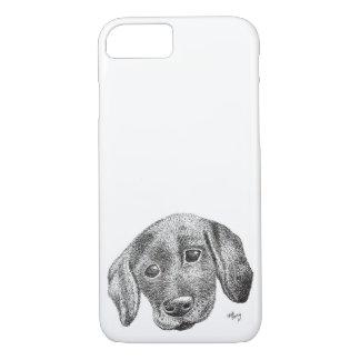 Puppy Art Phone Case