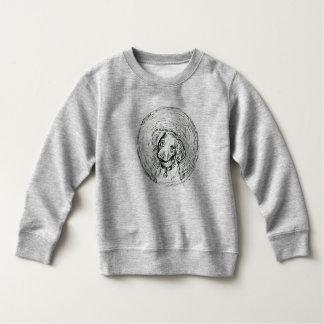 """""""Puppy"""" Baby Fine Jersey T-Shirt"""