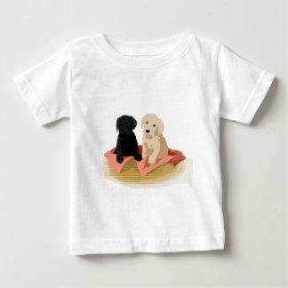 Puppy Basket Baby T-Shirt