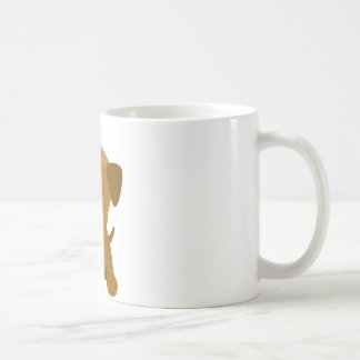 Puppy Big Paws Coffee Mug