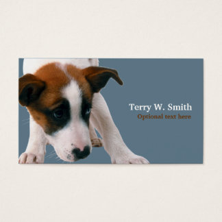 Puppy Business Card