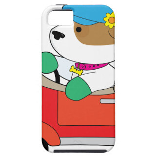 Puppy Car Case For The iPhone 5