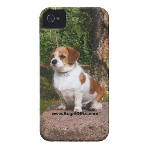 """""""Puppy"""" Case-Mate ID 4/4S iPhone 4 Case-Mate Case"""