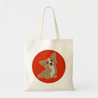 Puppy (Chinese New Year) Tote Bag