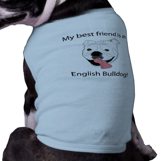 Puppy cuteness sleeveless dog shirt