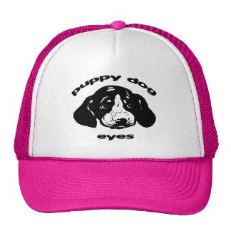 Puppy Dog Eyes Cap