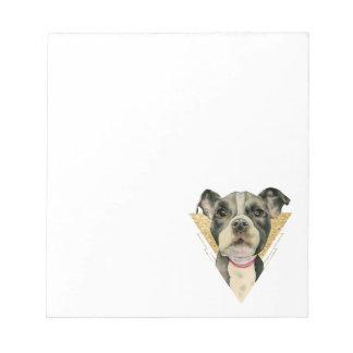 Puppy Eyes 3 Notepad