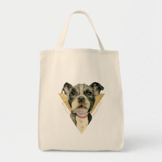 Puppy Eyes 3 Tote Bag