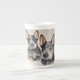 Puppy Fine China Coffee/Tea Cup