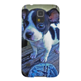 Puppy Galaxy S5 Covers