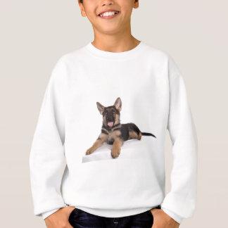 puppy German shepherd Sweatshirt