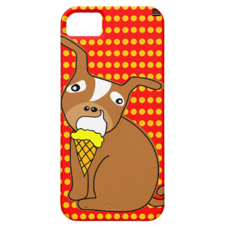 Puppy Ice Cream Cone iPhone 5 Case-Mate Case iPhone 5 Cover