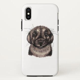 Puppy iPhone X Case