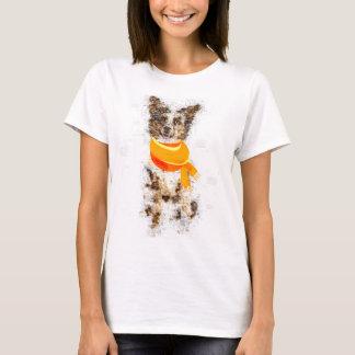 Puppy Love | Artsy Puppy Series T-Shirt