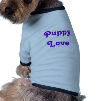 Puppy Love Dog Tee Shirt