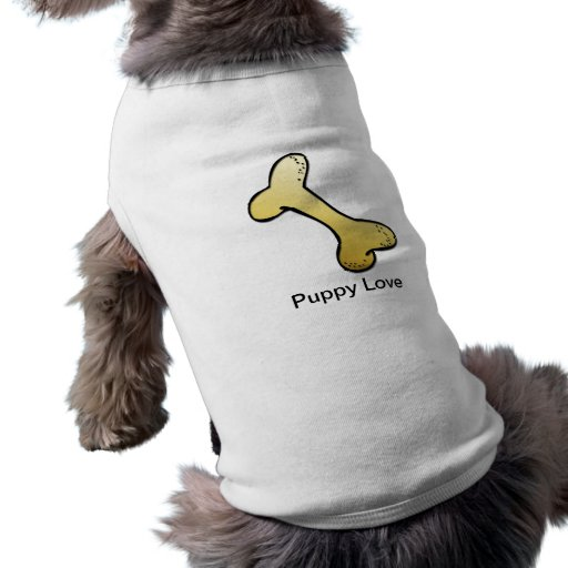 Puppy Love Dog T Shirt