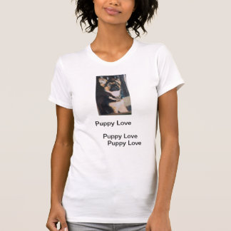 Puppy Love German Shepherd T-Shirt