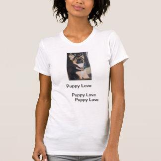 Puppy Love German Shepherd Tee Shirt
