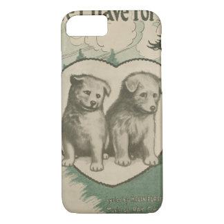 Puppy Love iPhone 7 Case