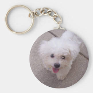 Puppy Love Key Ring