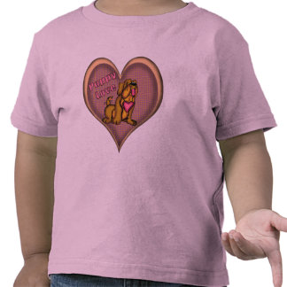 Puppy Love Kids Dog T-shirts and Kids Dog Gifts