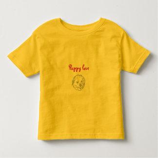 Puppy Love kid's shirt