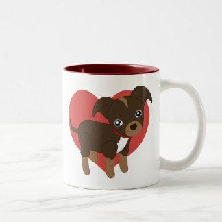 Puppy Love Coffee Mugs