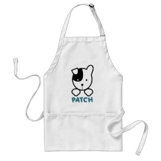Puppy Love - PATCH Standard Apron