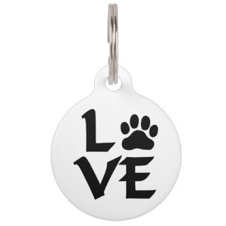 Puppy Love Pet Tag