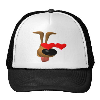 Puppy Love T-shirts and Gifts Hats