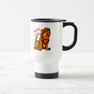 Puppy Love T-shirts and Gifts Mugs