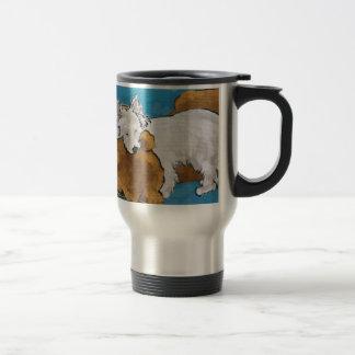 Puppy Love Travel Mug