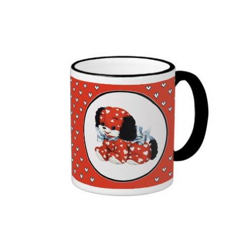 Puppy Love. Valentine´s Day Gift Coffee Mug