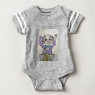 Puppy Maestro Baby Bodysuit
